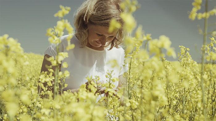 Beruf Pflanzenzüchterin im Portrait