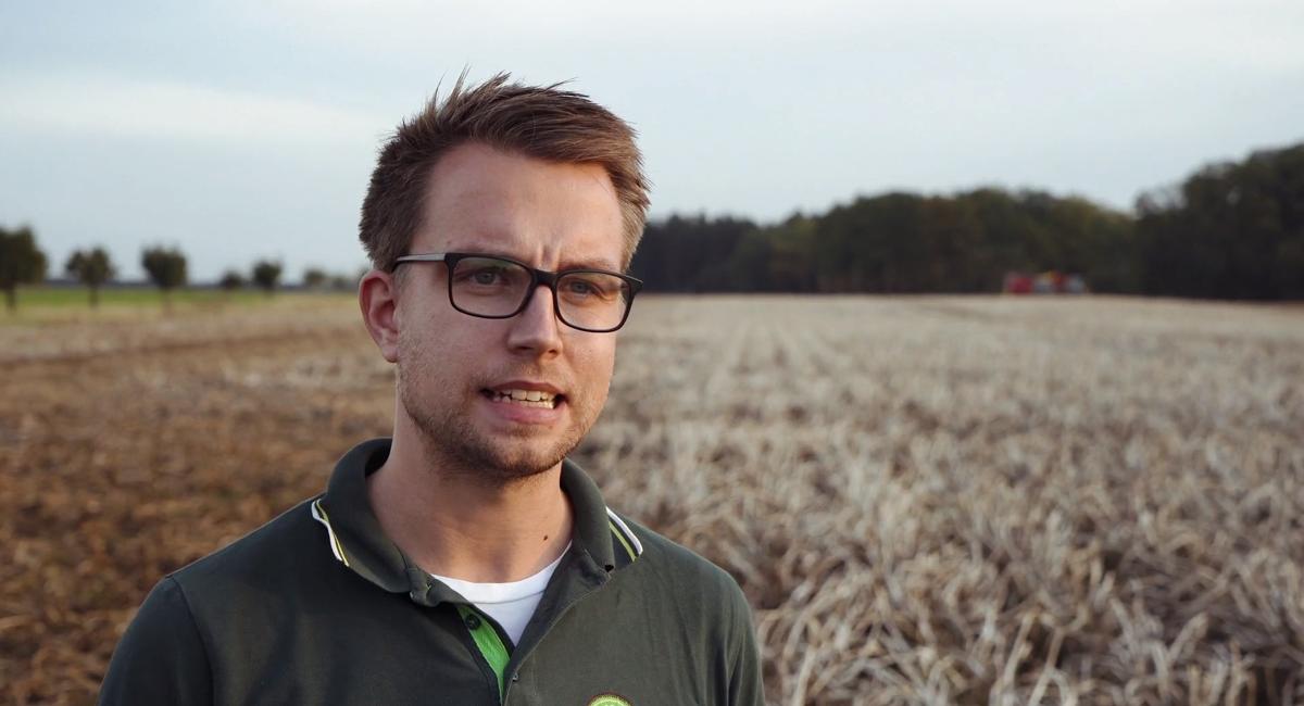Berufsporträt: Um die Welt – Christian, Finnland und die Kartoffel
